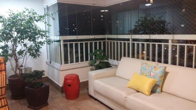 Apartamento à venda, 175 m² por r$ 1.280.000,00 - jardim - santo andré/sp - Foto 3