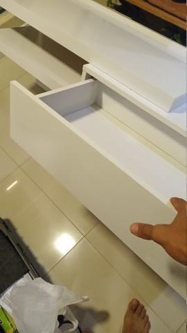 Rack suspenso com painel 100% mdf - Foto 6