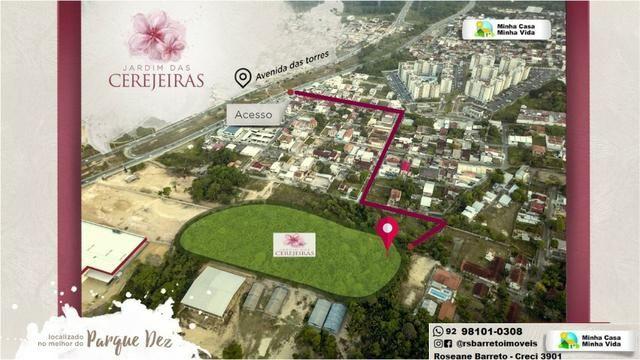Jardim das Cerejeiras - Apartamento com varanda no parque 10 - Foto 9