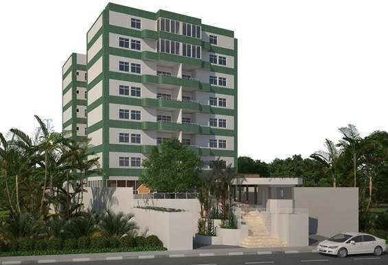 Apartamento 3/4 na Mansão de Fiori