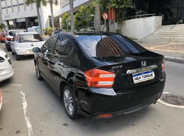Honda City EX 1.5 aut. 2013 , Preto