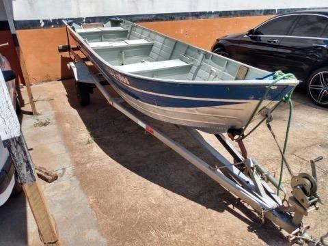 Carreta barco motor - Foto 2