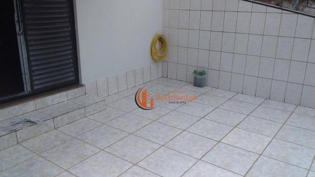 Sobrado com 3 dormitórios à venda, 166 m² por r$ 1.170.000,00 - jardim - santo andré/sp - Foto 20