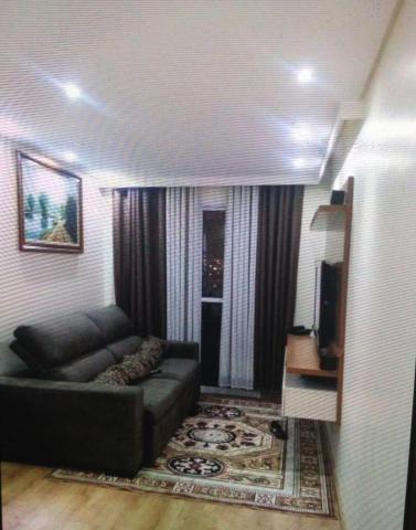 Apartamento com 3 dormitórios à venda, 69 m² por r$ 440.000 - vila humaitá - santo andré/s - Foto 4