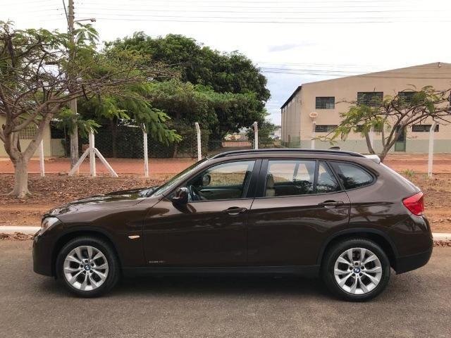 BMW X1 SDrive 18i Marrom - Foto 5