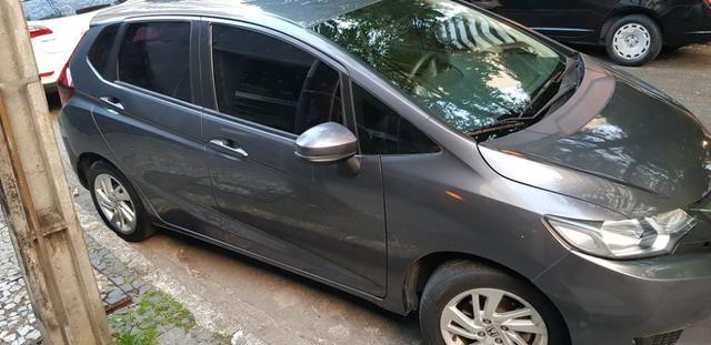 Honda Fit LX único dono todas revisões na Honda apenas 30mil km - Foto 6
