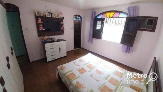 Casa de Conjunto com 3 dormitórios à venda, 141 m² por R$ 330.000 - Vinhais - São Luís/MA - Foto 15