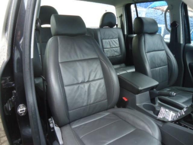 Volkswagen amarok 2011 2.0 highline 4x4 cd 16v turbo intercooler diesel 4p manual - Foto 8