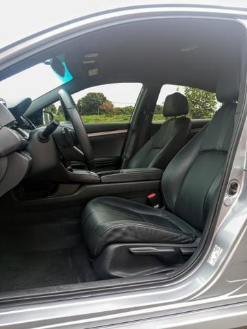 Honda Civic EXL 2018 garantia de fábrica até 2021 - Foto 12