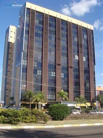 Sala Comercial no Centro Empresarial Cuiabá  venda, 68 m² por R$ 230.000 - Bosque da Saúde