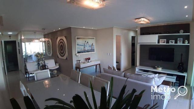 Apartamento com 3 quartos à venda, 127 m² por R$ 700.000 - Jardim Renascença - São Luís/MA