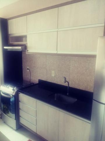 Apartamento Semi Mobiliado no Condomínio Villa Jardim Orquídea 3 Qts - Foto 10