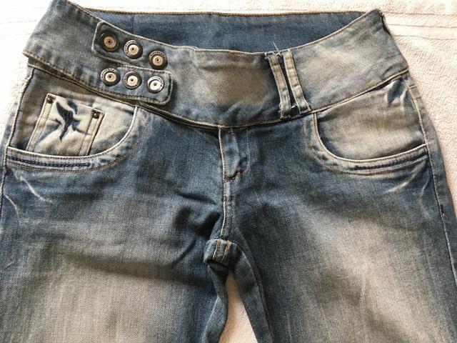 Calça jeans núm:40