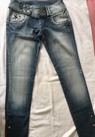 Calça jeans núm:40 - Foto 2