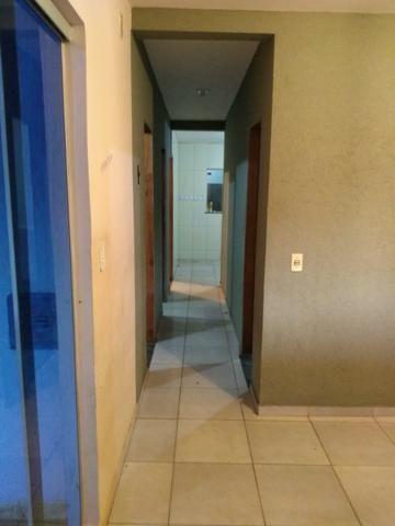 Casa de 3 quartos na 208 de Santa Maria só 180 mil Aceito Financiamento!!! - Foto 2
