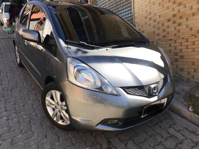 Vendo Honda Fit Ex 2011 automático - Foto 3