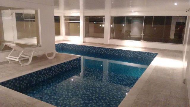 Apartamento com 2 dormitórios à venda, 54 m² por r$ 280.000,00 - vila valparaíso - santo a - Foto 12