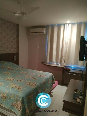 Belíssimo Apartamento 02 Quartos, Totalmente Mobiliado, na Praia do Morro! - Foto 7