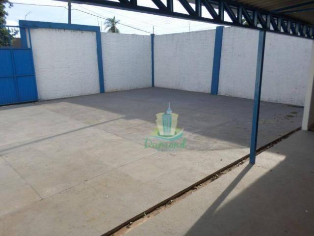 Barracão à venda, 221 m² por R$ 750.000,00 - Jardim América - Foz do Iguaçu/PR - Foto 7