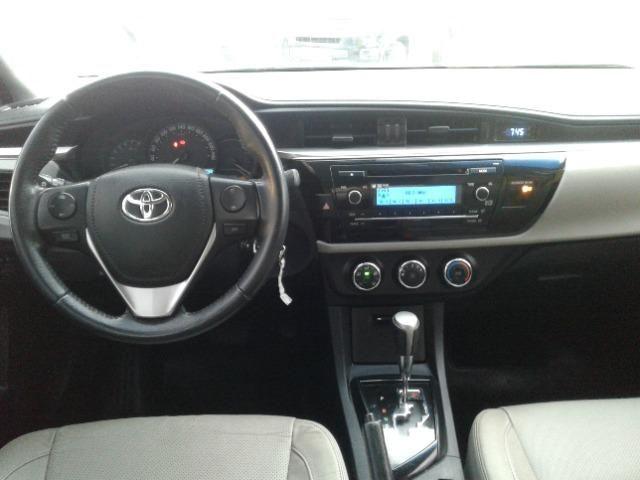 Corolla 1.8 GLI 16V CVT - Foto 4
