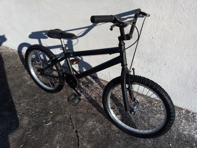 Bicicleta bmx aro 20 - Foto 2