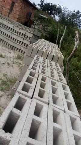 Calha de cimento | bloco de cimento - Foto 3