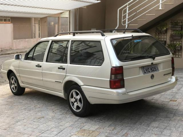 Volkswagen Santana QUANTUM 2000 MI EXCLUSIV - Foto 7