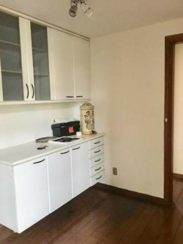 Excelente Apartamento 130m² Vaga de Garagem e Dependência Completa Rua Dna Delfina Tijuca - Foto 7