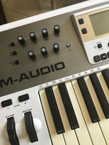 Teclado Controlador M-Audio Axiom Air 61 - Foto 5