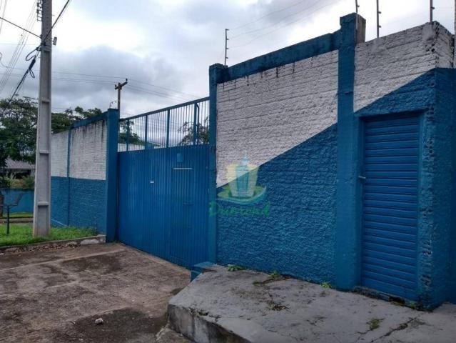 Barracão à venda, 221 m² por R$ 750.000,00 - Jardim América - Foz do Iguaçu/PR - Foto 2