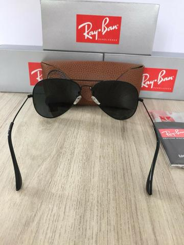 506349a77f941 Óculos ray ban aviador classico - Bijouterias