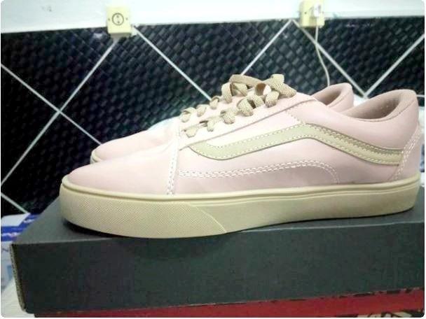 6a21b14204f Tênis Vans Rose Tam. 38 Novo - Apenas Venda!! - Roupas e calçados ...