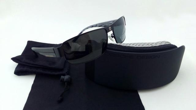0bd1e1c429d52 Óculos Escuros Police Driver F1 P8000 UV400 Polarizados Verão Òculos de Sol  Praia