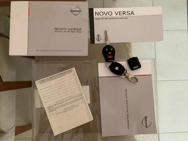Nissan Versa 1.6 SV 2016 Completíssimo Nada a Fazer IPVA 2020 pago - Foto 20