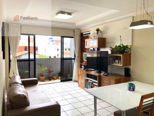 Apartamento à venda com 3 dormitórios em Bessa, João pessoa cod:35990