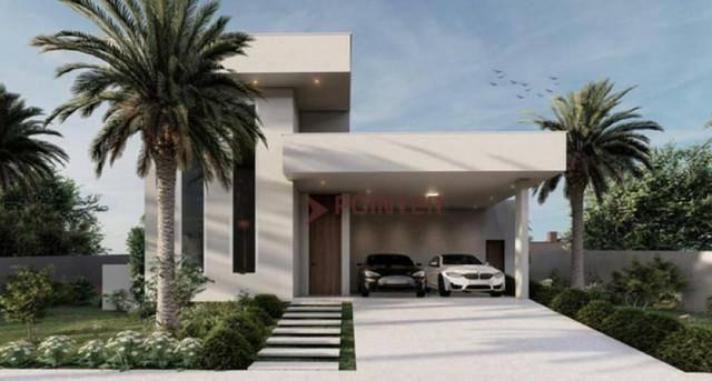 Casa com 3 dormitórios à venda, 220 m² por R$ 1.480.000,00 - Portal do Sol - Goiânia/GO - Foto 2