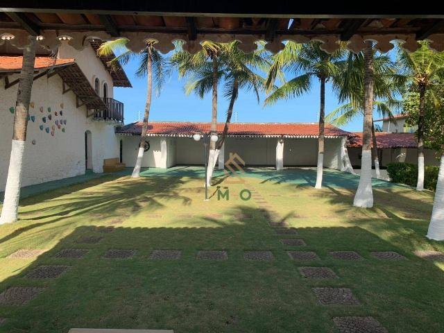Casa com 6 dormitórios à venda, 400 m² por R$ 1.500.000,00 - Porto das Dunas - Aquiraz/CE - Foto 4