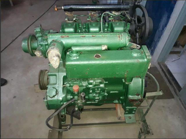 Motor mwm 229 3 cilindros 45 HP - Foto 4