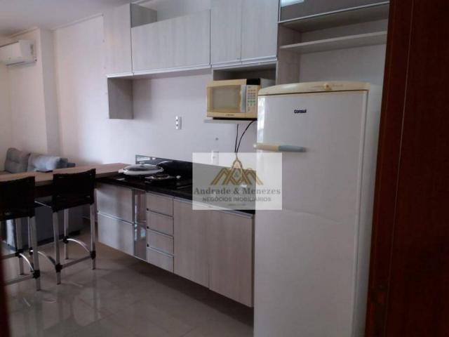 Kitnet com 1 dormitório para alugar, 44 m² por R$ 1.500,00/mês - Bosque das Juritis - Ribe - Foto 4
