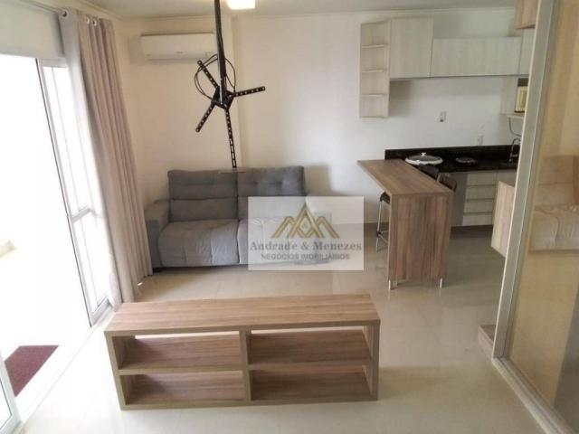 Kitnet com 1 dormitório para alugar, 44 m² por R$ 1.500,00/mês - Bosque das Juritis - Ribe - Foto 7