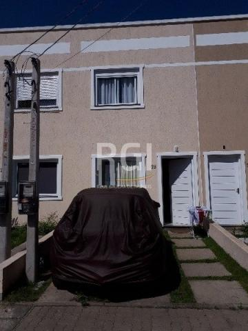 Casa à venda com 2 dormitórios em Restinga, Porto alegre cod:MI14180 - Foto 2