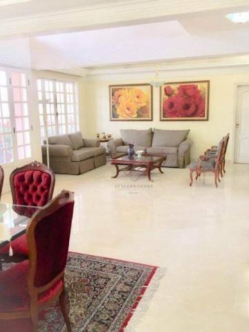 Sobrado no Condomínio Villa Felice com 5 dormitórios à venda, 880 m² por R$ 2.300.000 - Ja - Foto 3