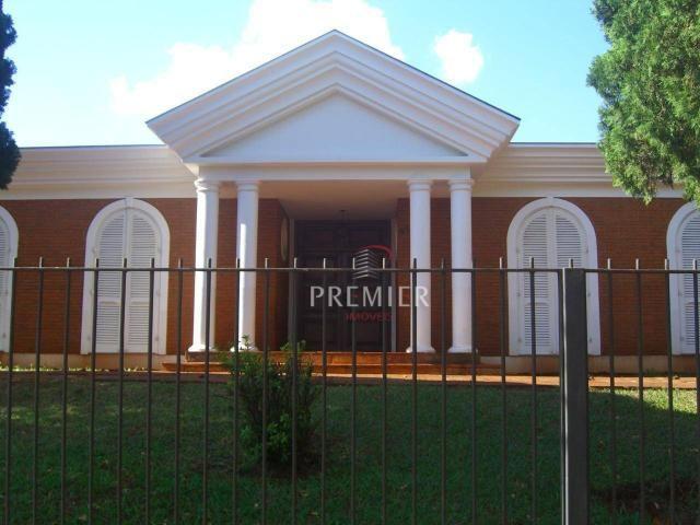Casa com 4 dormitórios para alugar, 500 m² por R$ 10.000,00/mês - Boa Vista - Londrina/PR