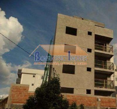 Apartamento à venda com 2 dormitórios em Castelo, Belo horizonte cod:41358