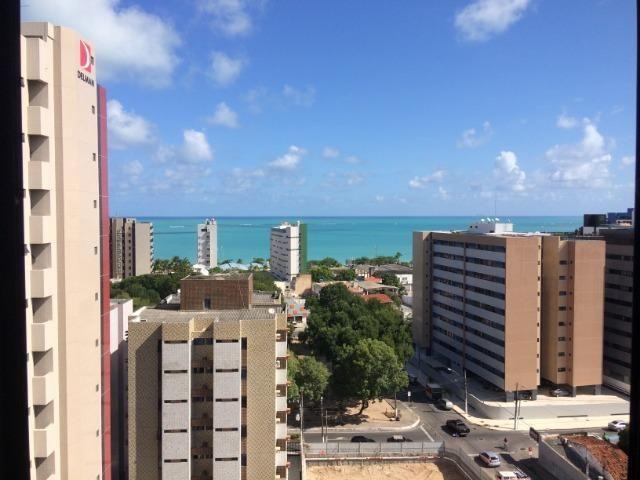 Apartamento Quarto e Sala com vista para o mar de Pajuçara. - Foto 20
