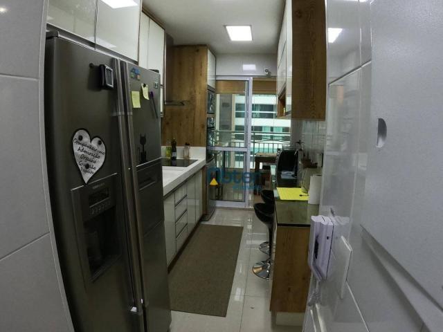 Apartamento com 3 suítes para alugar por R$ 7.150/mês - Setor Marista - Foto 9