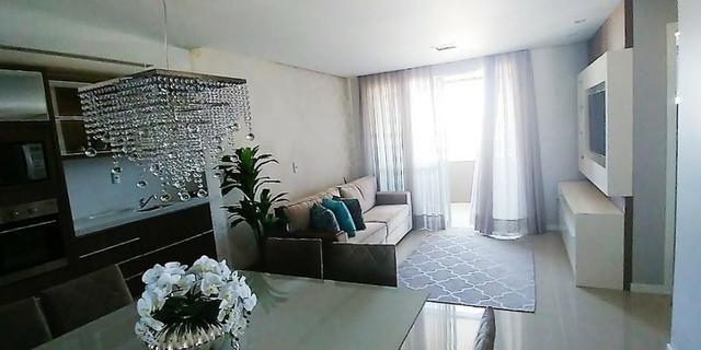 D_ Apto2 dormitórios mobiliado, no bairro Pagani, em Palhoça - Foto 17