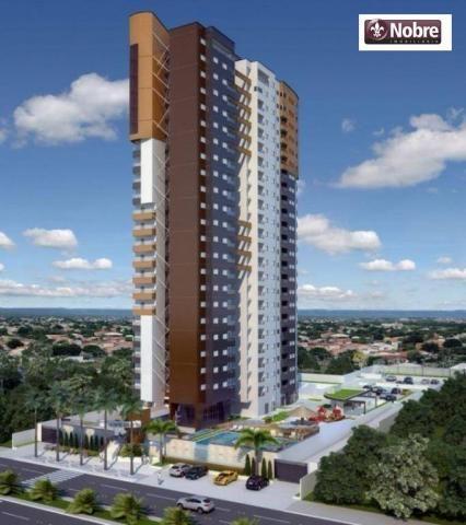 Apartamento com 3 dormitórios à venda, 92 m² por r$ 470.000,00 - plano diretor sul - palma
