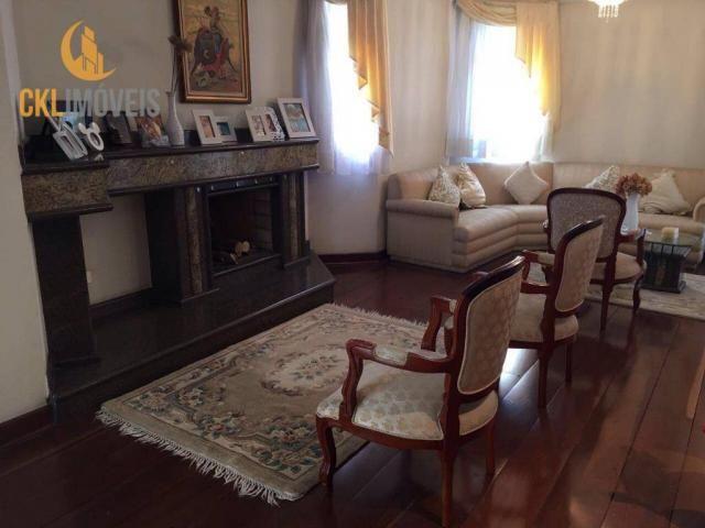 Apartamento com 4 dormitórios à venda, 300 m² por R$ 4.100.000 - Indianópolis - São Paulo/