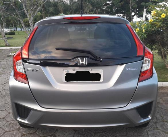 Honda Fit 2015 LX 1.5 automático cvt - Foto 5